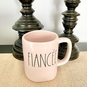 🆕Rae Dunn Ceramic FIANCÉE Mug